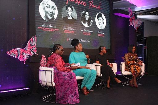 Facebook hosts female entrepreneurs in an evening of #shemeansbusiness