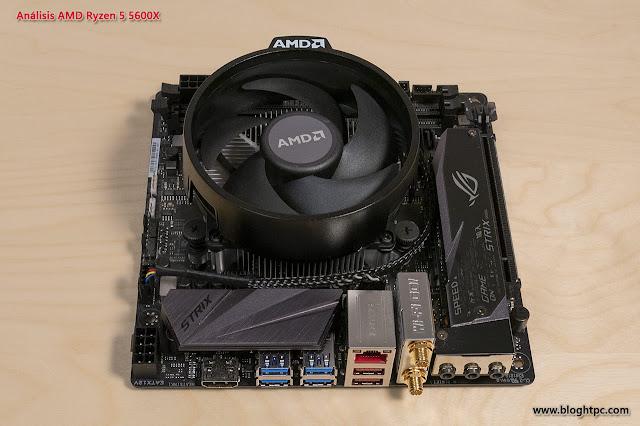 INSTALACIÓN AMD RYZEN 5 5600X