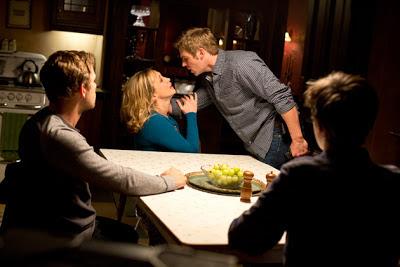 Bates Motel Zack Shelby grita a Norma