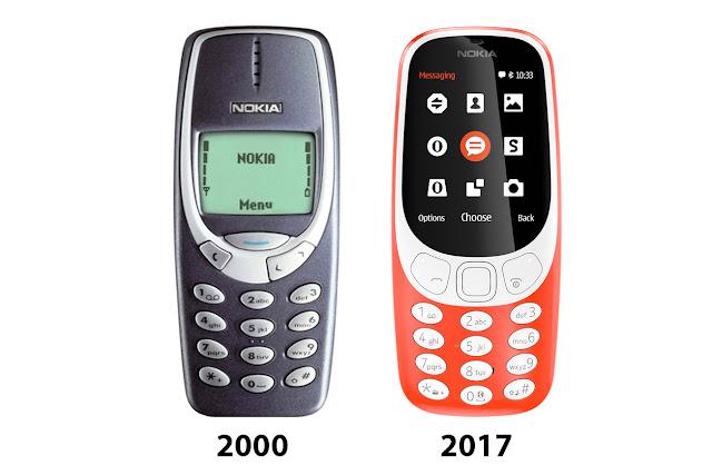 [MWC 2017] Nokia 3310: sự trở lại của một biểu tượng