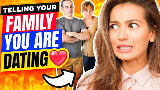 Easy Ways To Talk To Your Family About Your Love Life