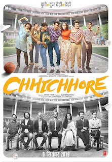Download Chhichhore (2019) Full Movie Hindi HDRip 1080p | 720p | 480p | 300Mb | 700Mb