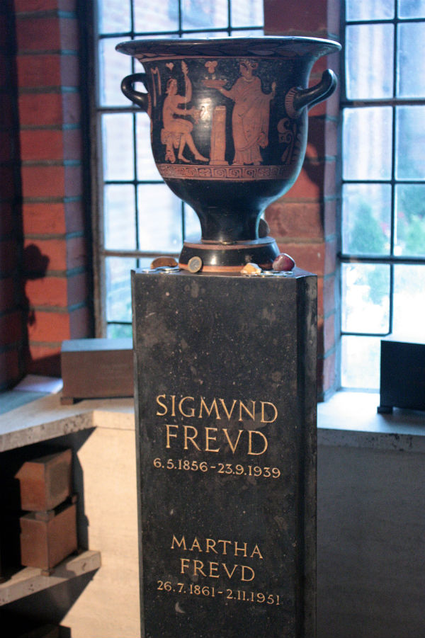 Sigmund Freud Golders Green Crematorium