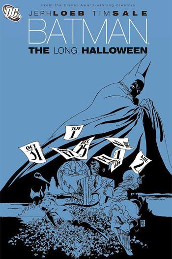 El largo Halloween es uno de los mejores cómics de Batman