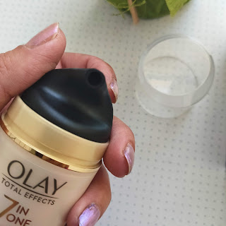Pruebo y te cuento: 7 in one de Olay 03