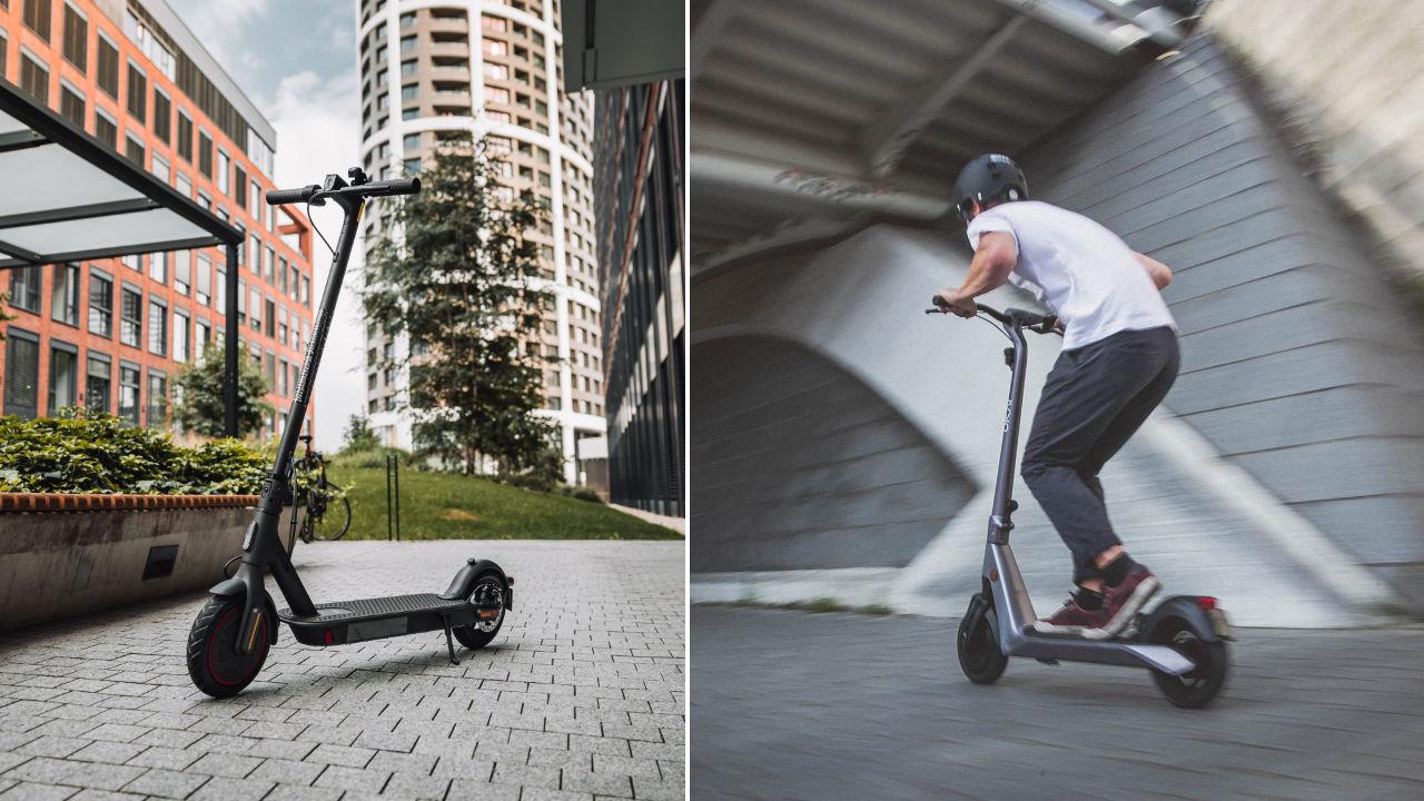 electric scooter terbaik