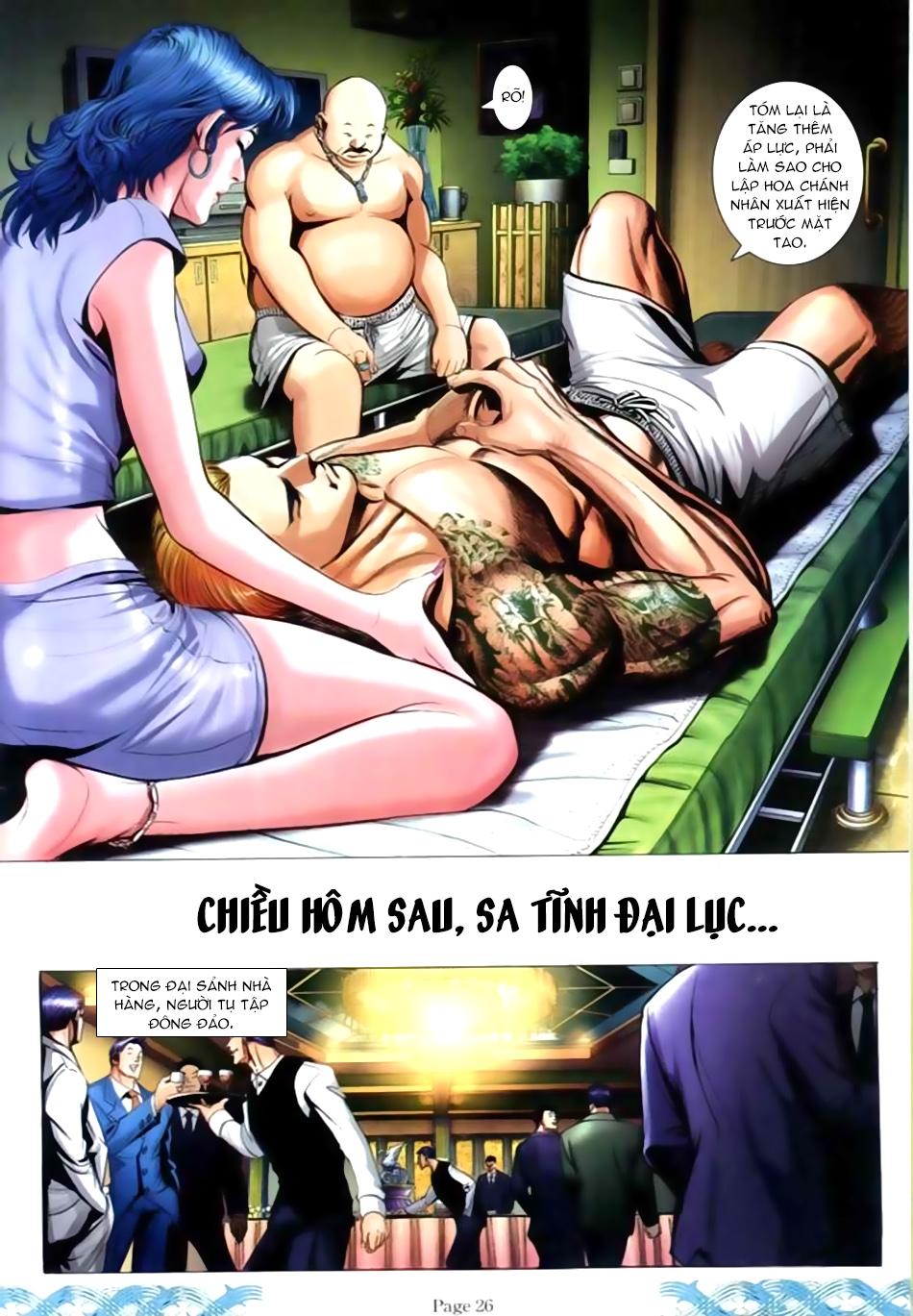 Người Trong Giang Hồ Chap 724 - Truyen.Chap.VN