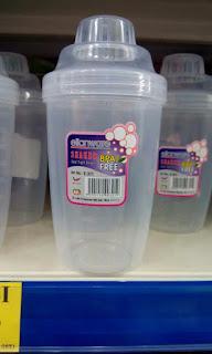 Shaker murah dari kedai MyDIY