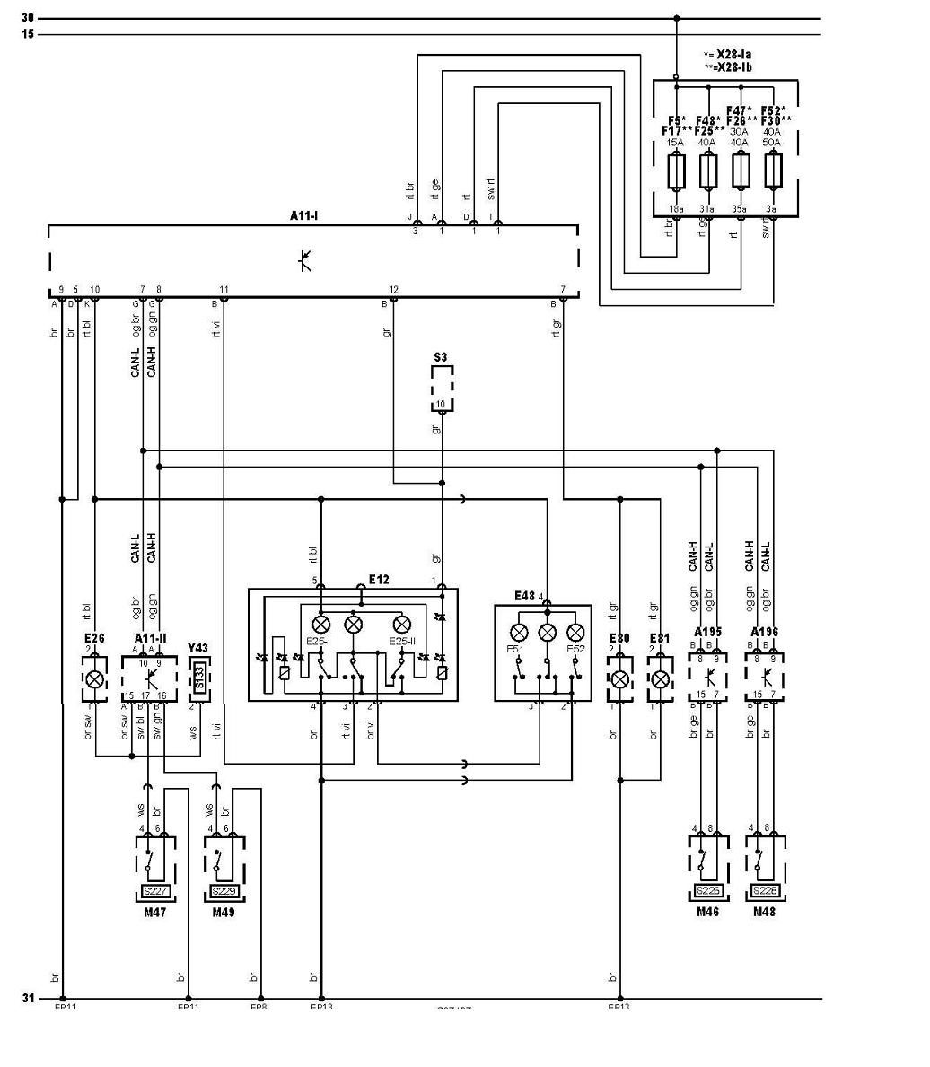 volkswagen golf 7 5 wiring diagram