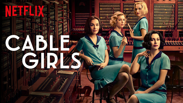 Female Empowering Netflix Shows: Cable Girls