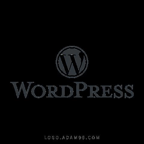 WordPress Logo Original PNG Download - Free Vector
