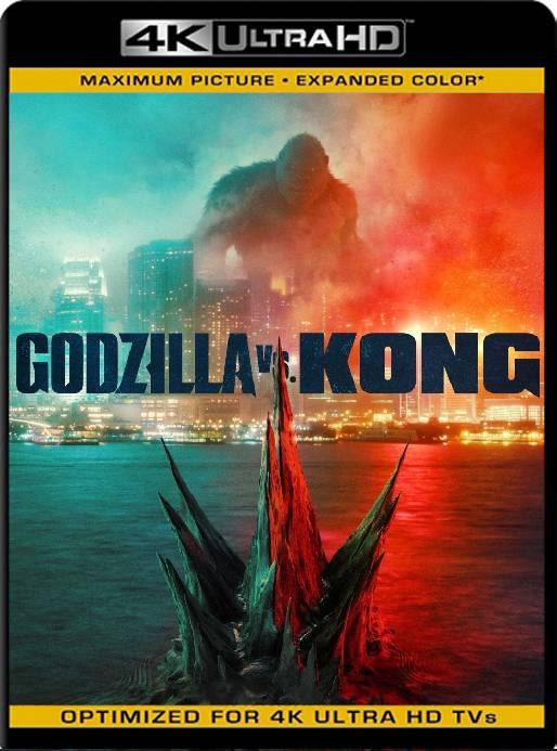Godzilla vs. Kong (2021) HMAX WEB-DL 4K HDR Latino [GoogleDrive] Ivan092