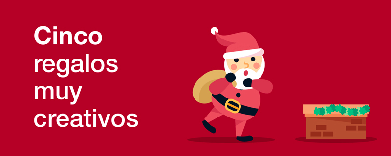 5 Regalos de Navidad Creativos