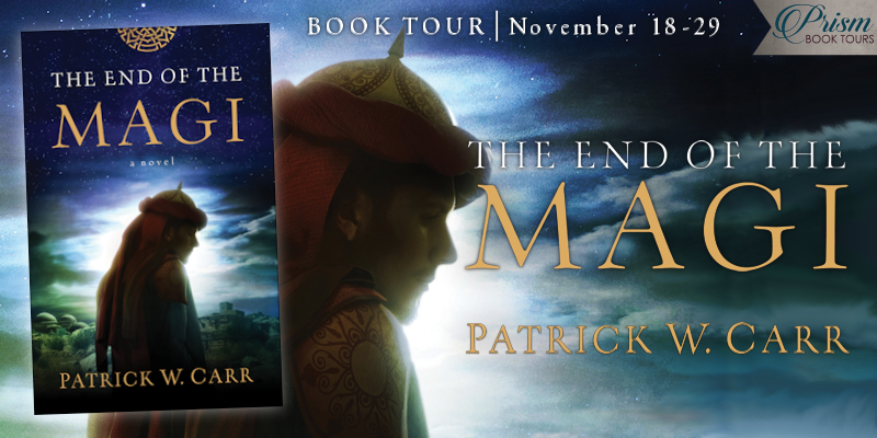 We're launching the Book Tour for THE END OF THE MAGI by Patrick W. Carr! #EndMagiPrism
