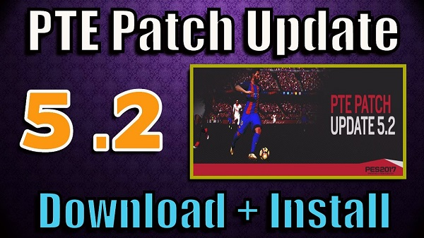 PTE Patch 2017 Update 5.2