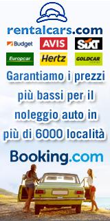 Noleggi auto con i migliori marchi al prezzo più basso garantito da Booking Rentalcars