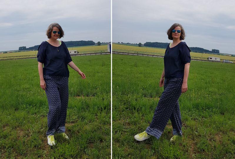 Luftige Streetwear - feel free