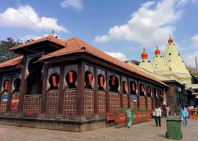 Mahalakshmi temple kolhapur