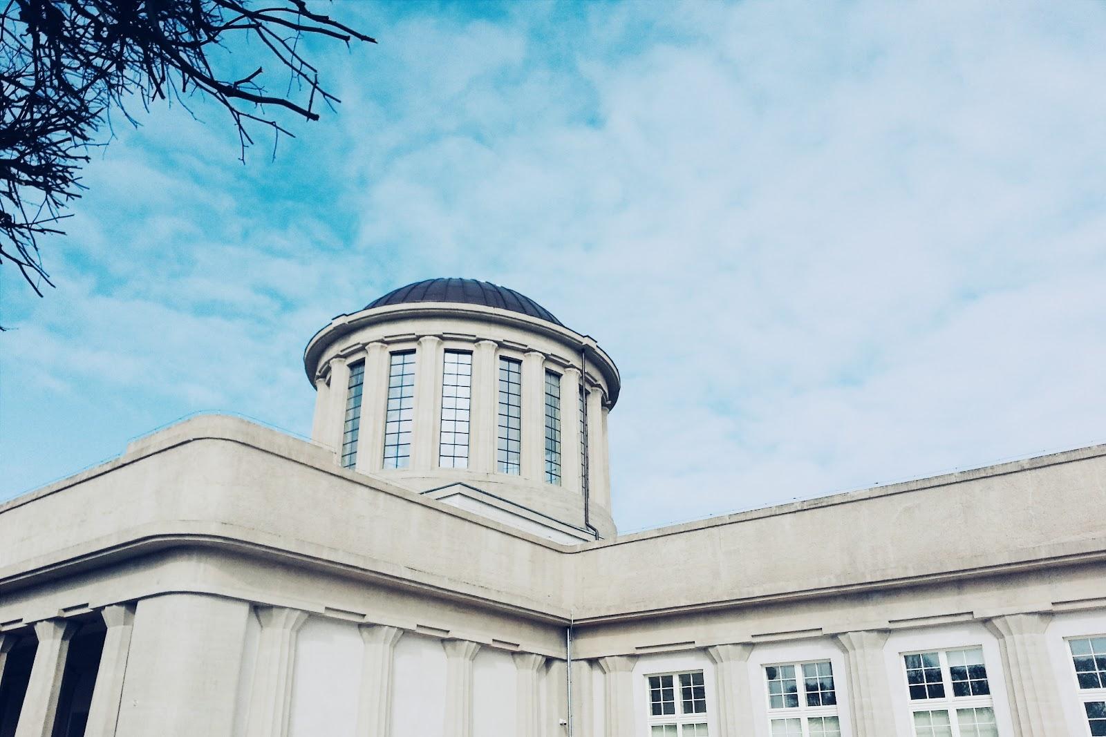 Pawilon Czterech Kopuł. Muzeum Sztuki Współczesnej - oddział Muzeum Narodowego we Wrocławiu