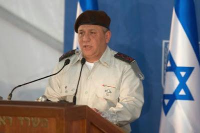 Gadi Eisenkot polemiza ao defender uso da força em Israel