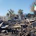 Una víctima fatal deja incendio en Chanco