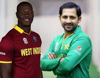 PAK vs WI ICC World Cup 2019 2nd match cricket win tips
