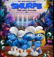 http://www.musingsofanaveragemom.com/2017/04/smurfs-lost-village-birthday-party.html