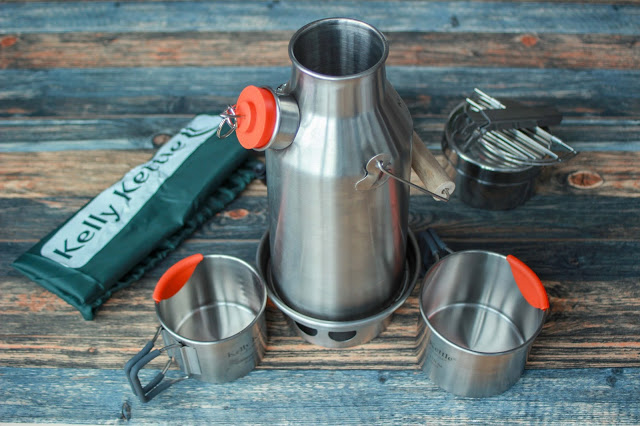 wasserkocher outdoor - kettle trekker - wanderblog - gear review