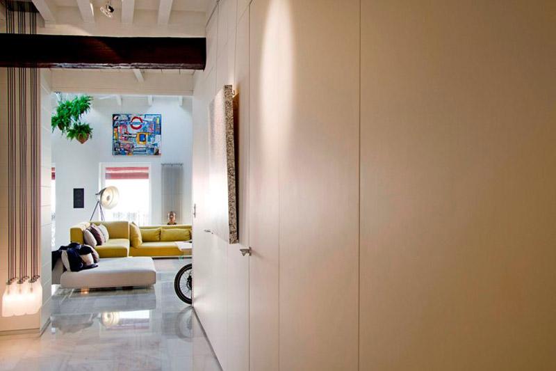ingresso appartamento Lago Alicante