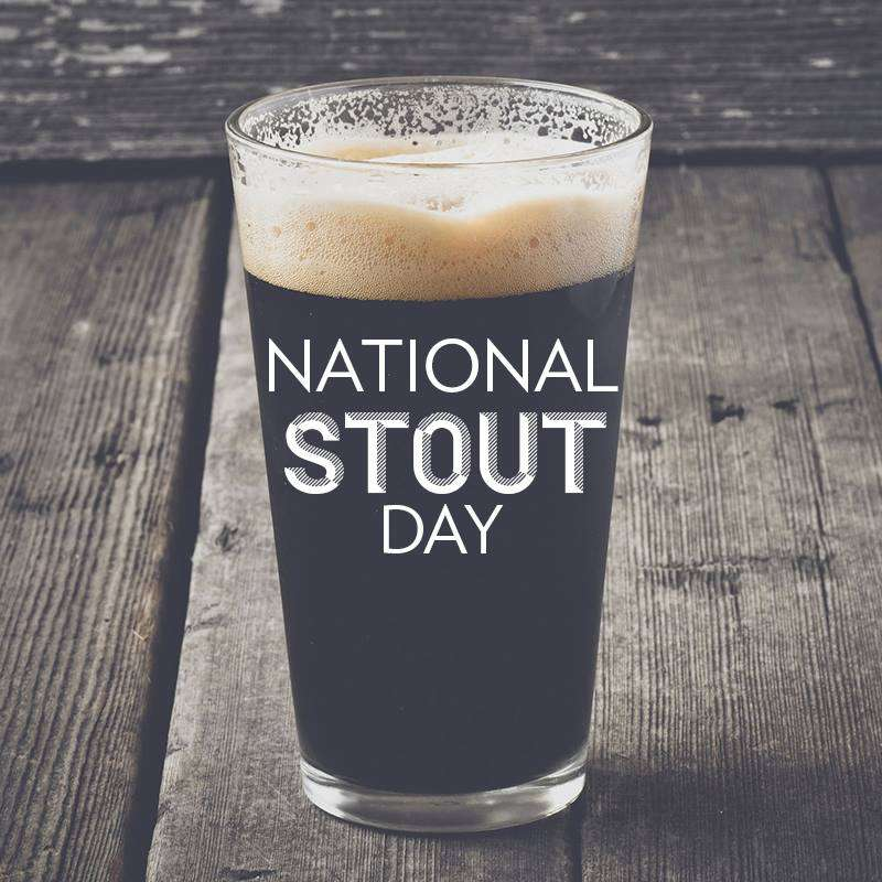 International Stout Day Wishes Unique Image