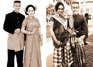 Keunikan-Nama-Pakaian-Baju-Tradisional-Adat-Suku-Mandar-Sulawesi-Barat