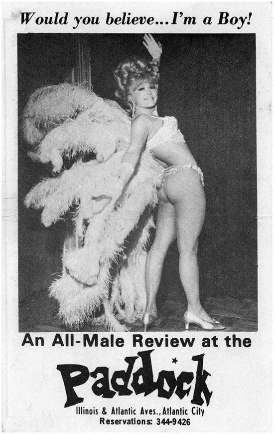 Professional femulators advertisement from 1969