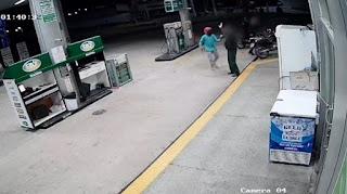 Posto de combustíveis em Caicó é assaltado pela quarta vez este ano