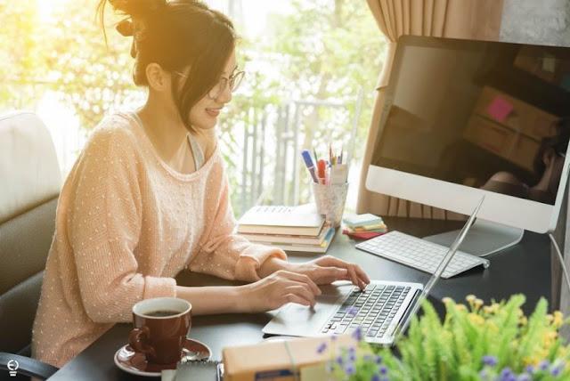 Rekomendasi Usaha/Bisnis Online Rumahan Kecil Kecilan Tanpa Modal Simple