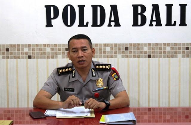 Terduga Teroris Yang Ditangkap Di Bali Kenal Dengan Penusuk Wiranto