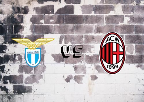 Lazio vs Milan  Resumen