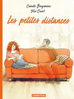 Las pequeñas distancias de Camille Benyamina y Véro Cazot