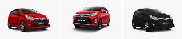 Mobil Toyota di Seva.id