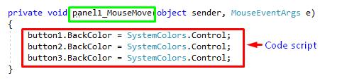 cara membuat efek warna di vb.net, tutorial cara membuat efek tombol di vb.net, membuat efek warna keren di vb.net csharp