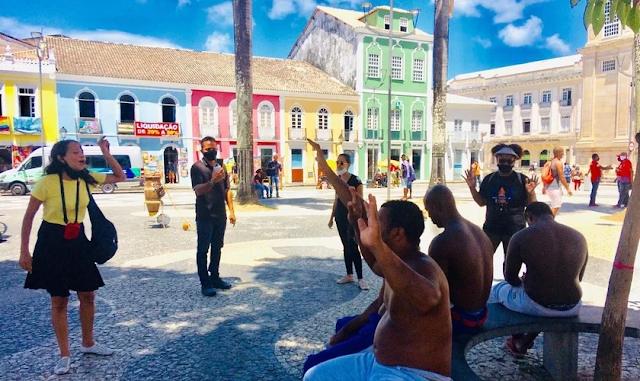 """Evangelistas percorrem o Brasil com roteiro dado por Deus: """"Pessoas têm aceitado Jesus"""""""