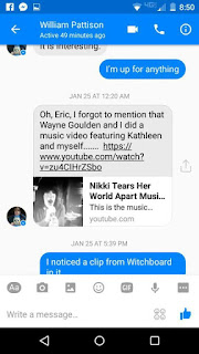Nikki Tears Her World AApart