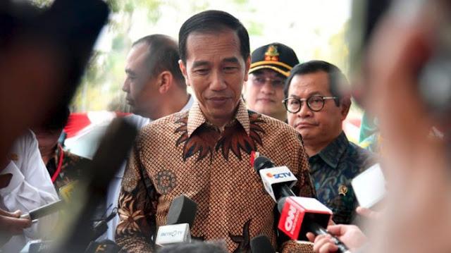 Jokowi Perintahkan Timnya Kampanye 'Door to Door'