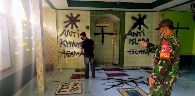 Vandalisme Mushola Darussalam Tindak Pidana Serius dan Menyakiti Umat Islam