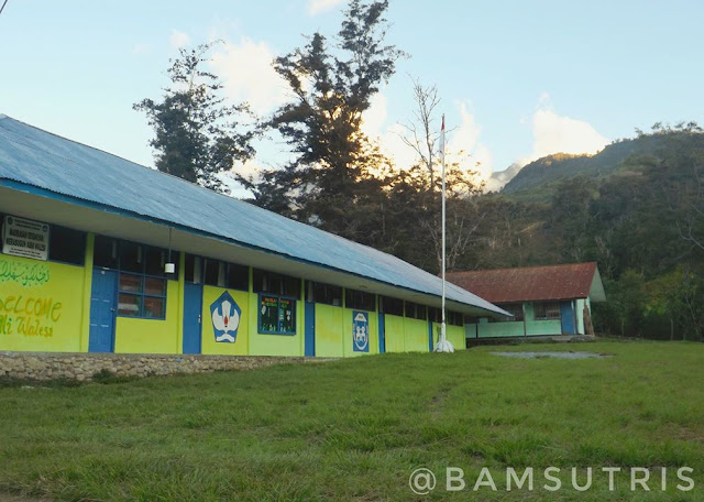 Sekolah MI di Welesi
