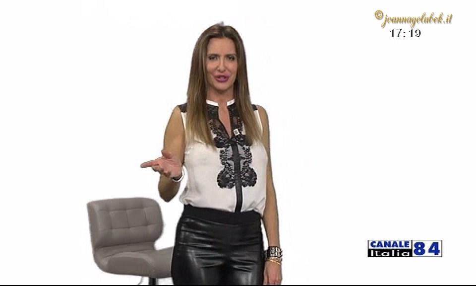Joanna Golabek Official: Joanna Golabek 5 Novembre 2016
