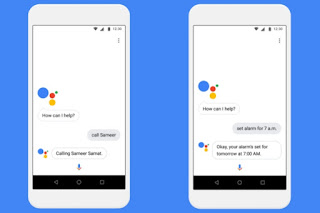 Google Assistant will now read and listen to the message, the user will be able to speak and respond