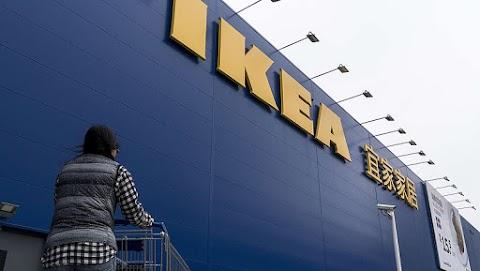 Az IKEA bezárja összes kínai áruházát