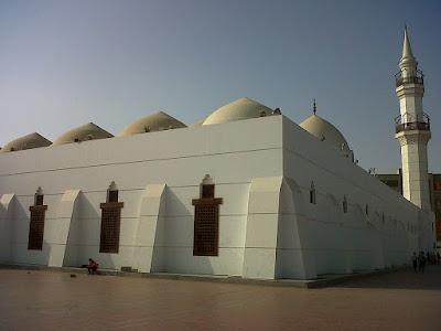 Masjid Qishos