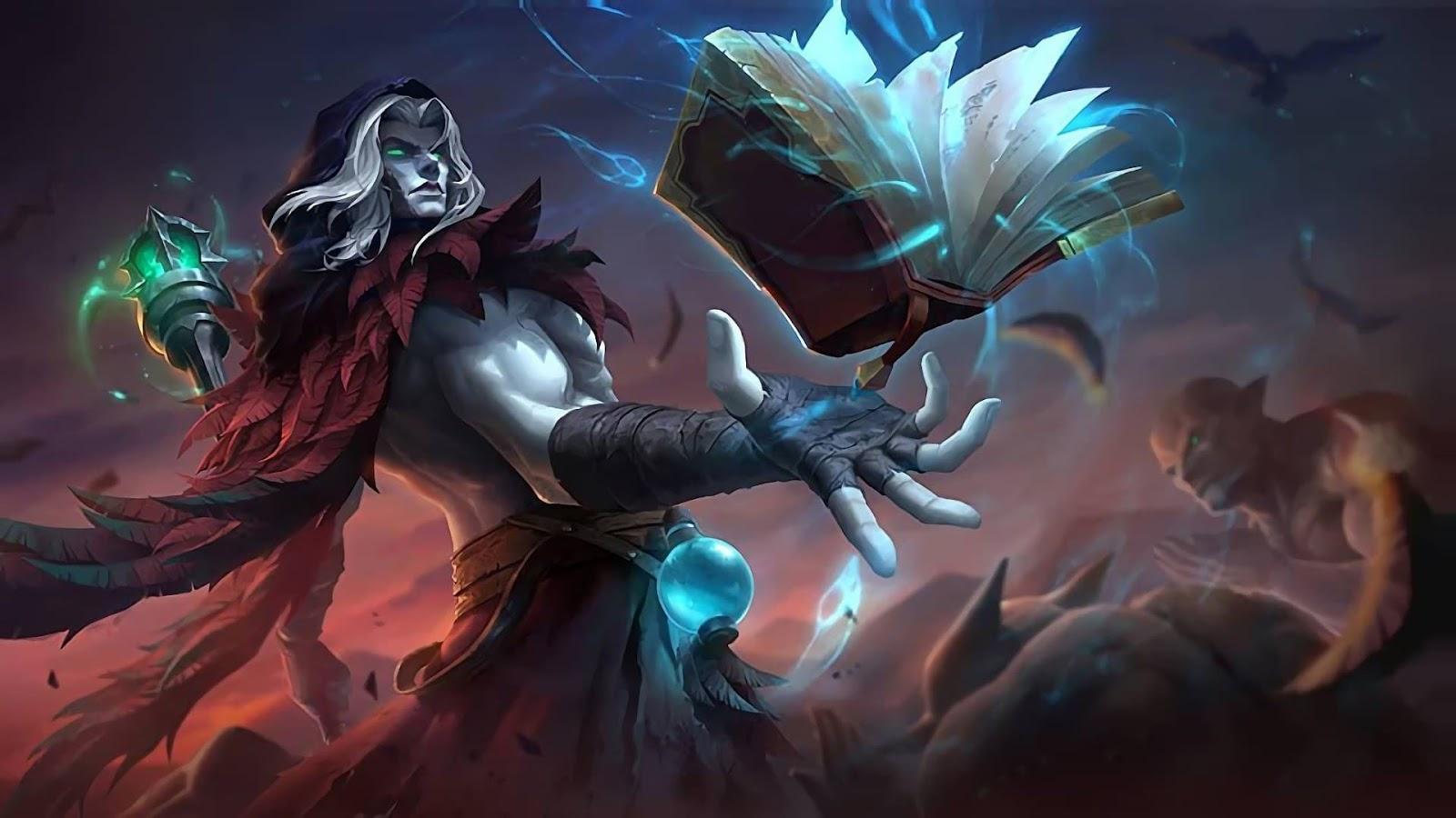 Wallpaper Faramis The Alchemist Skin Mobile Legends HD for PC