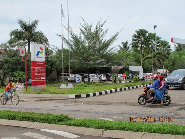 SPBU Citra Indah City